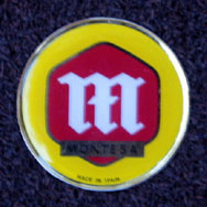 Montesa emblems and badges