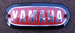 Emblems for Classic YAMAHA Motorcycles